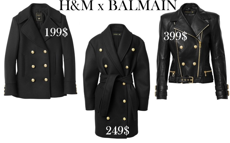 HM balmain